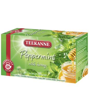 Peppermint with Honey