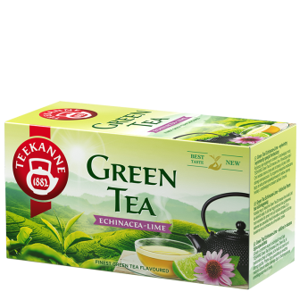 Green Tea Echinaeca-Lime